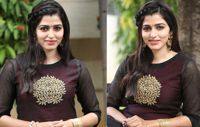 Actress Sai Danshika Stills