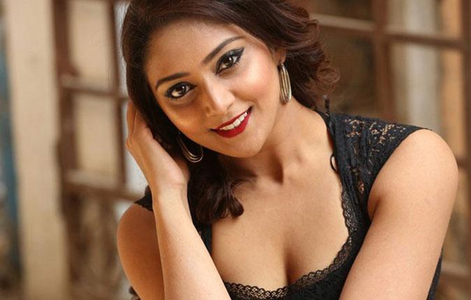 Actress Natasha Doshi  Stills