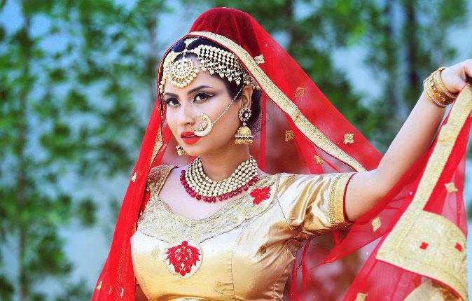 Actress Nazma Sultana Stills