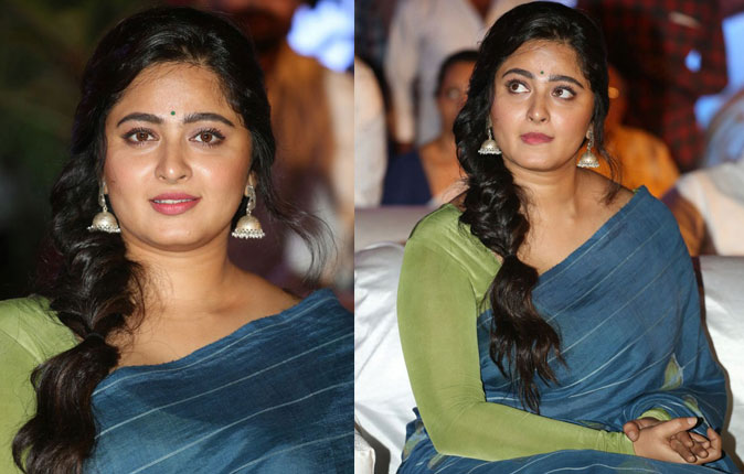 Actress Anushka Latest Photos