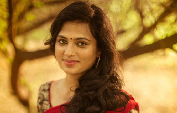 Actress Ramya Pandian Stills