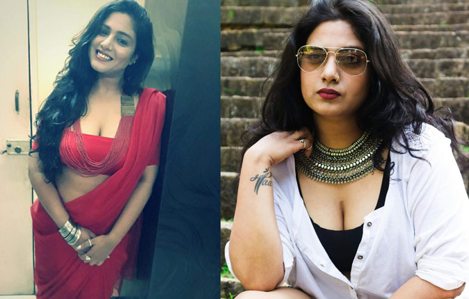 Actress Kavita Radheshyam Stills