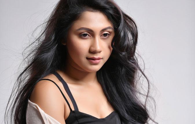 Actress Meghali Photo Shoot Stills