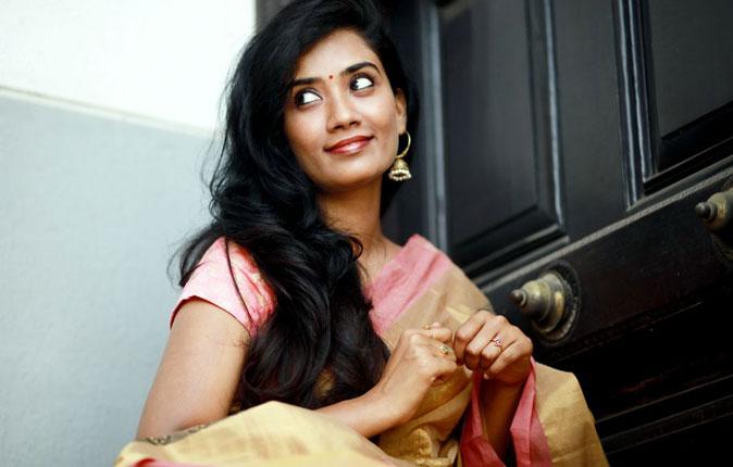 Actress Tanvi Stills