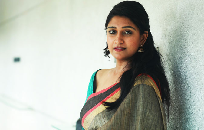 Actress Tejaswini Stills