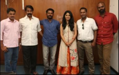 Ilai Movie Team Meet