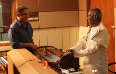 Kamal Haasan Sings Muthuramalingam Movie Stills