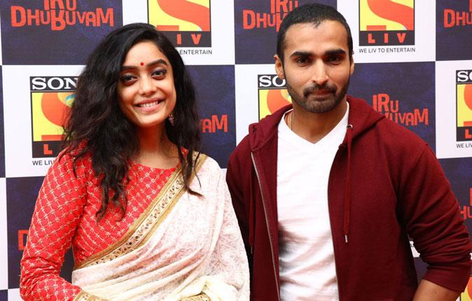 Iru Dhuruvam Web Series Launch Stills