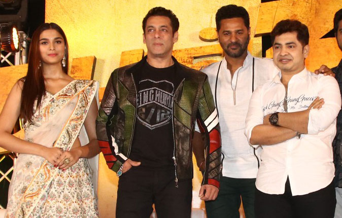 Dabangg 3 Movie Press Meet Stills