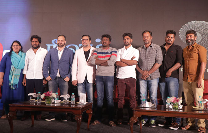 Neelam Productions Announce 5 Films Event Stills