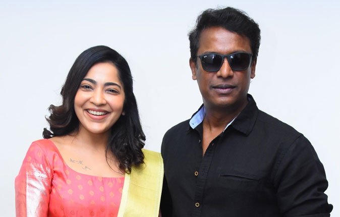 Sangathalaivan Audio Launch Stills