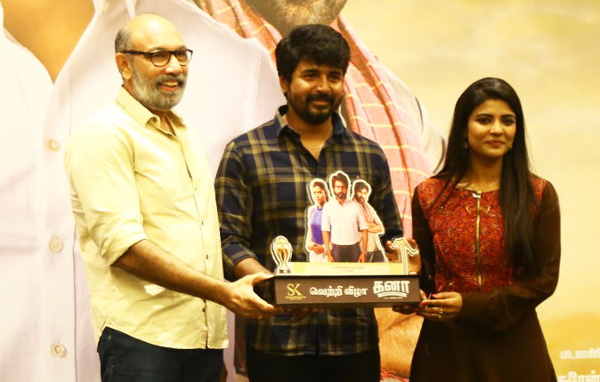 Kanaa Success Meet Stills