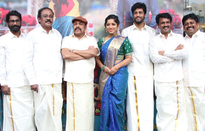 Thirumanam Movie Audio Launch Stills