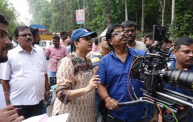 Abhiyum Anuvum Movie Onlocation Stills